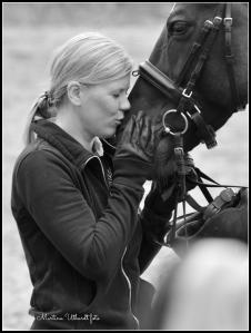 Saija Westerlund ja Durando © Martina Uthard Foto